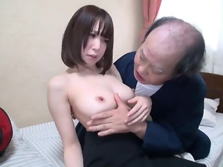 hd asian old and young