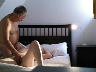 mature brunette hidden camera