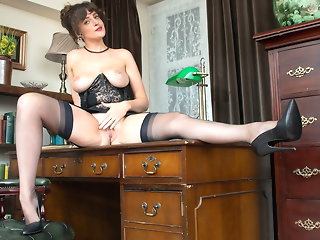 milf, brunette, british, nylon, hd videos, joi