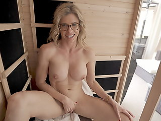 sauna naked fun