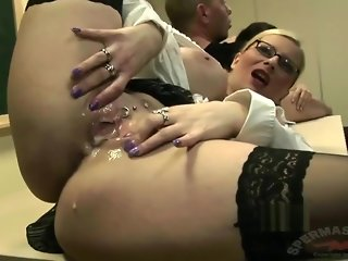 creampie compilation gangbang