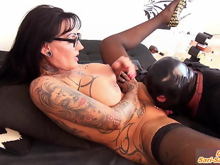 brunette amateur bdsm