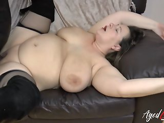bbw blowjob sex toy