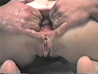double penetration anal gaping